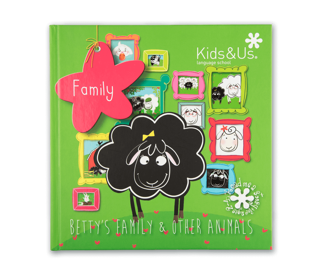 Descubre Betty Sheep Family de Kids&Us
